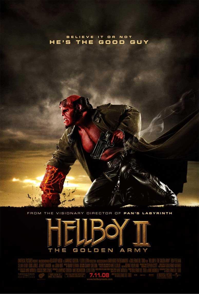 Hellboy 2 Altin Ordu
