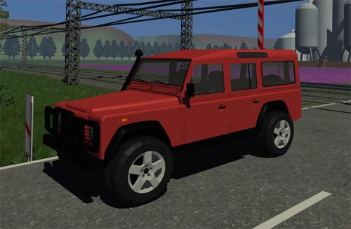 Land Rover Defender 110. Land Rover Defender 110